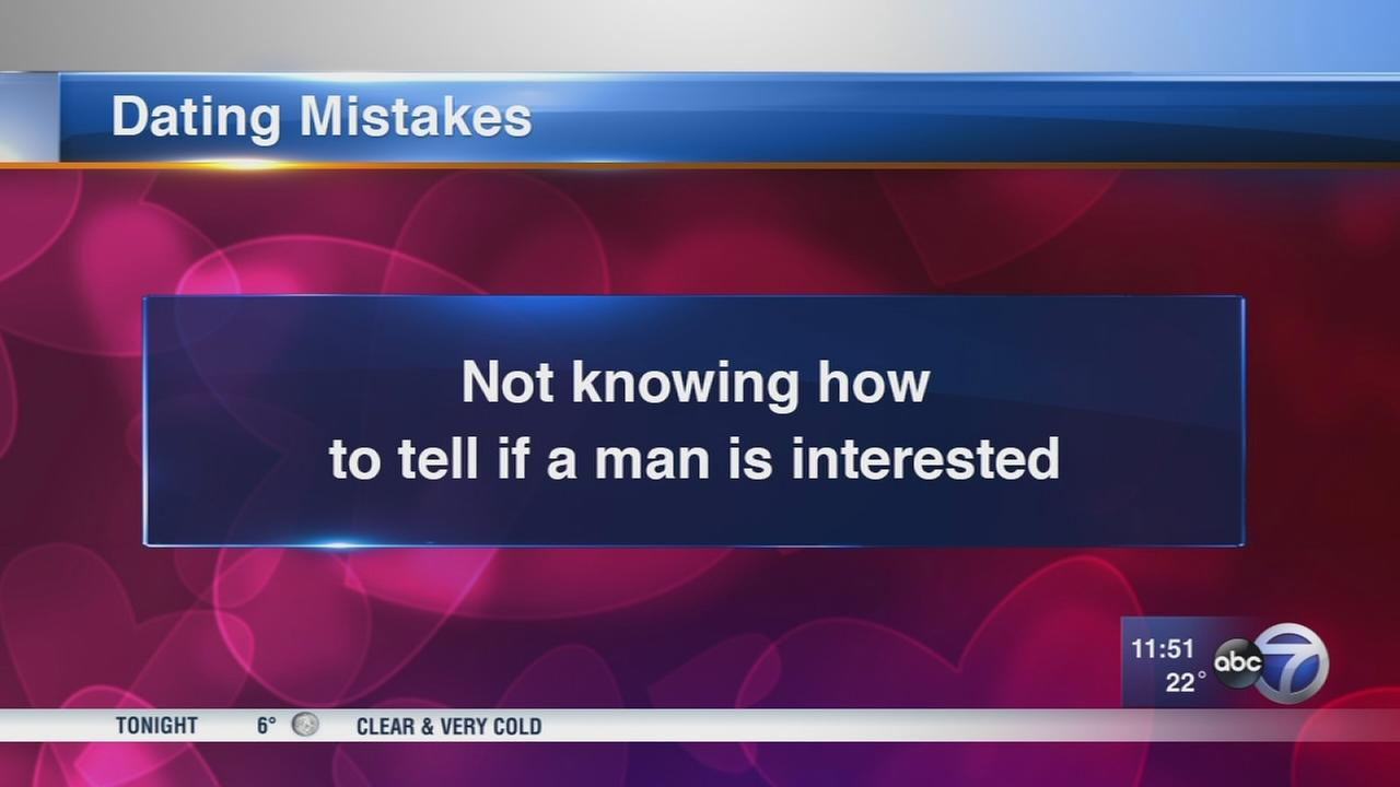 5 dating mistakes made by women