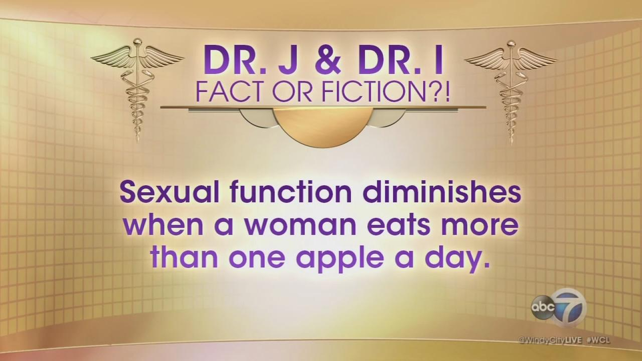 ?Fact or Fiction? with Dr. J and Dr. I