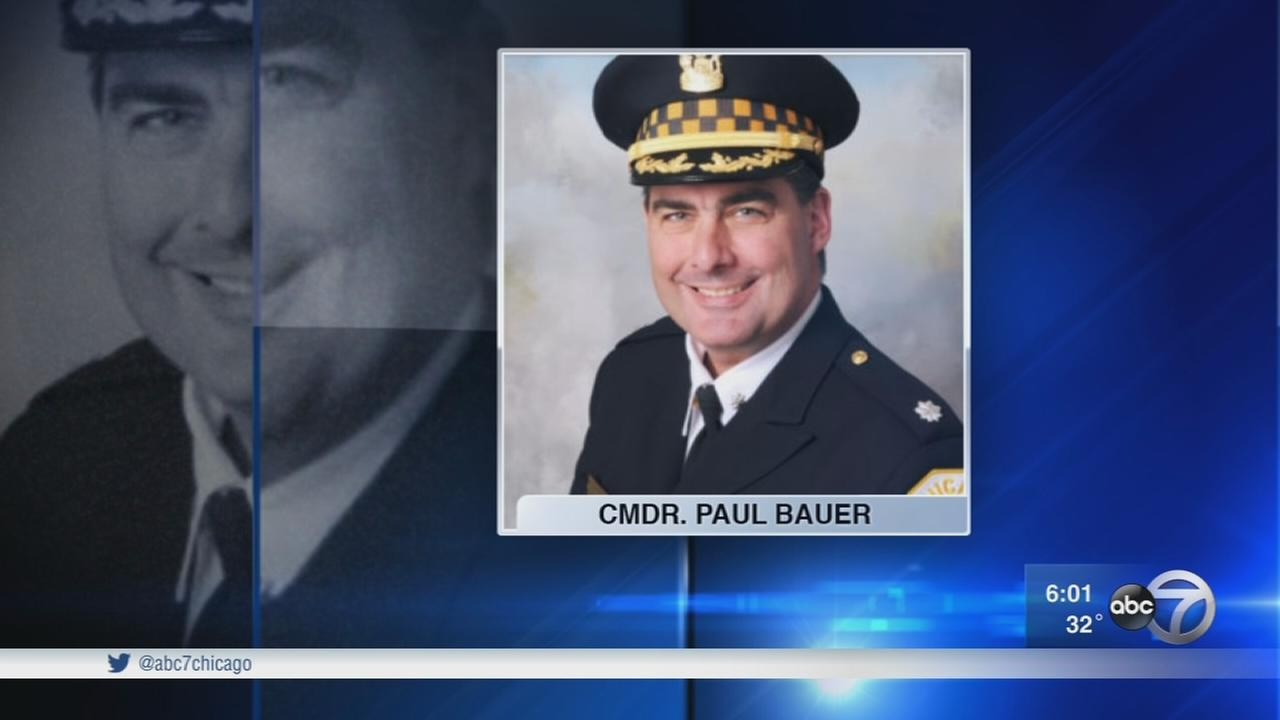Chicago Shooting: CPD commander fatally shot at Thompson Center in Loop IDd