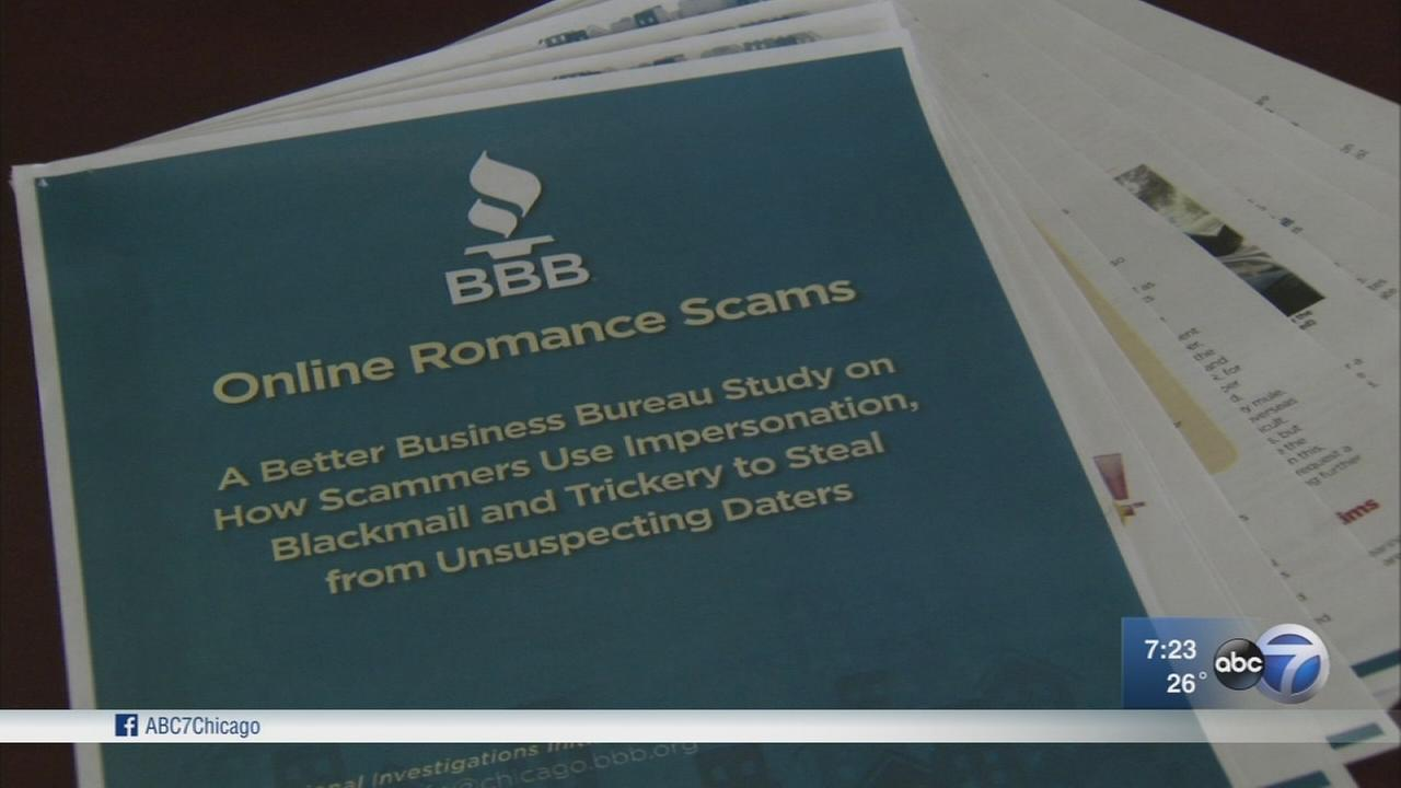 Online romance scams costing millions