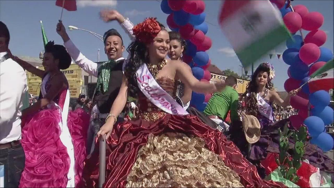 26th street mexican independence day parade part 6