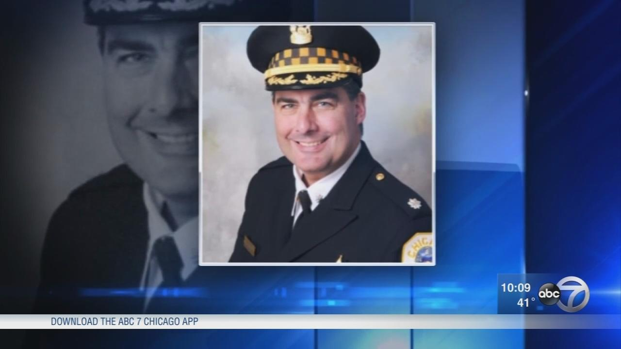 Charges filed in fatal shooting of police commander at Thompson Center