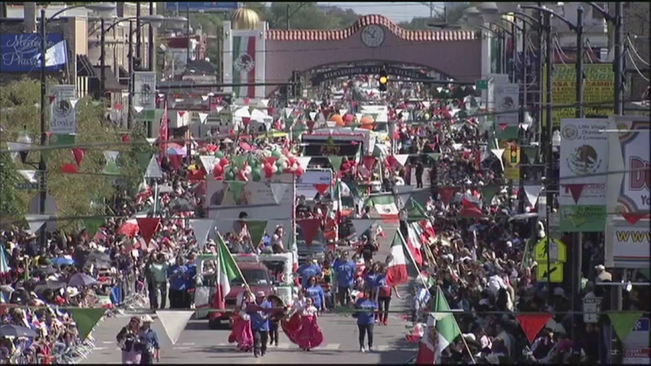 26th street mexican independence day parade part 4