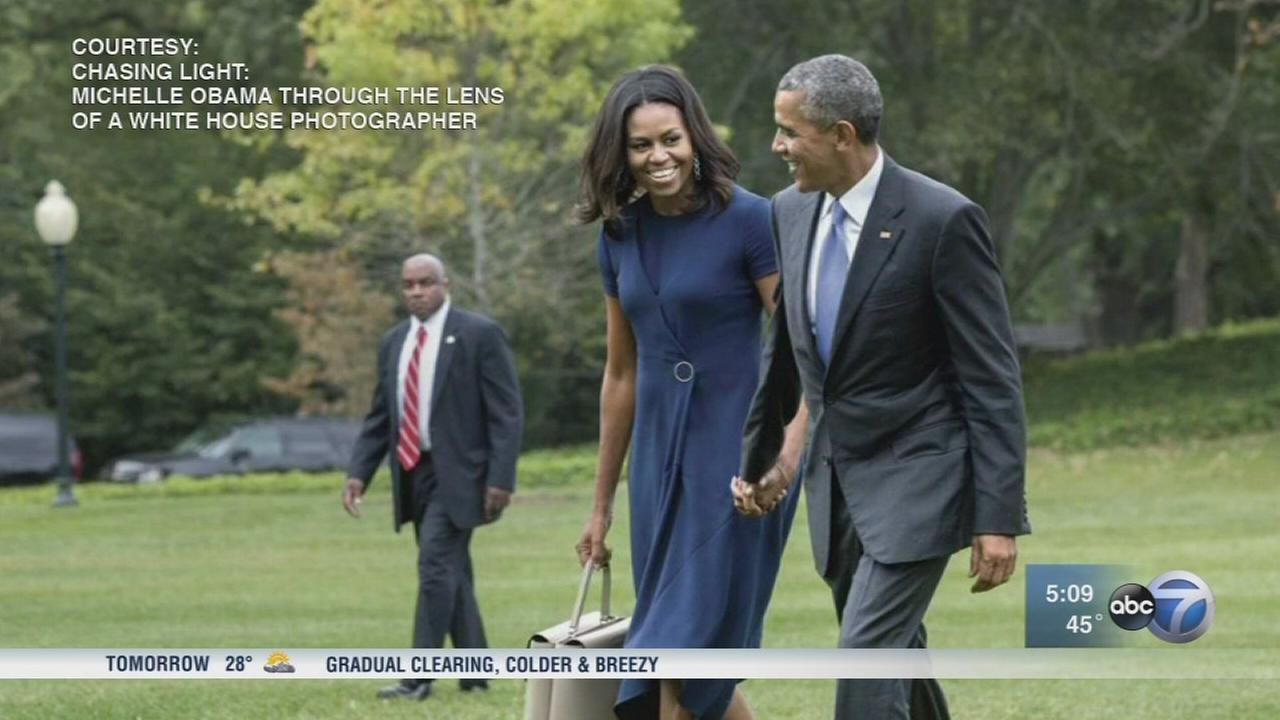Former White House Photographer remembers legacy of First Lady Michelle Obama