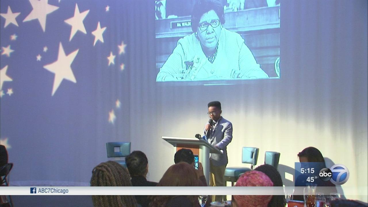 Annual Black History Month luncheon held