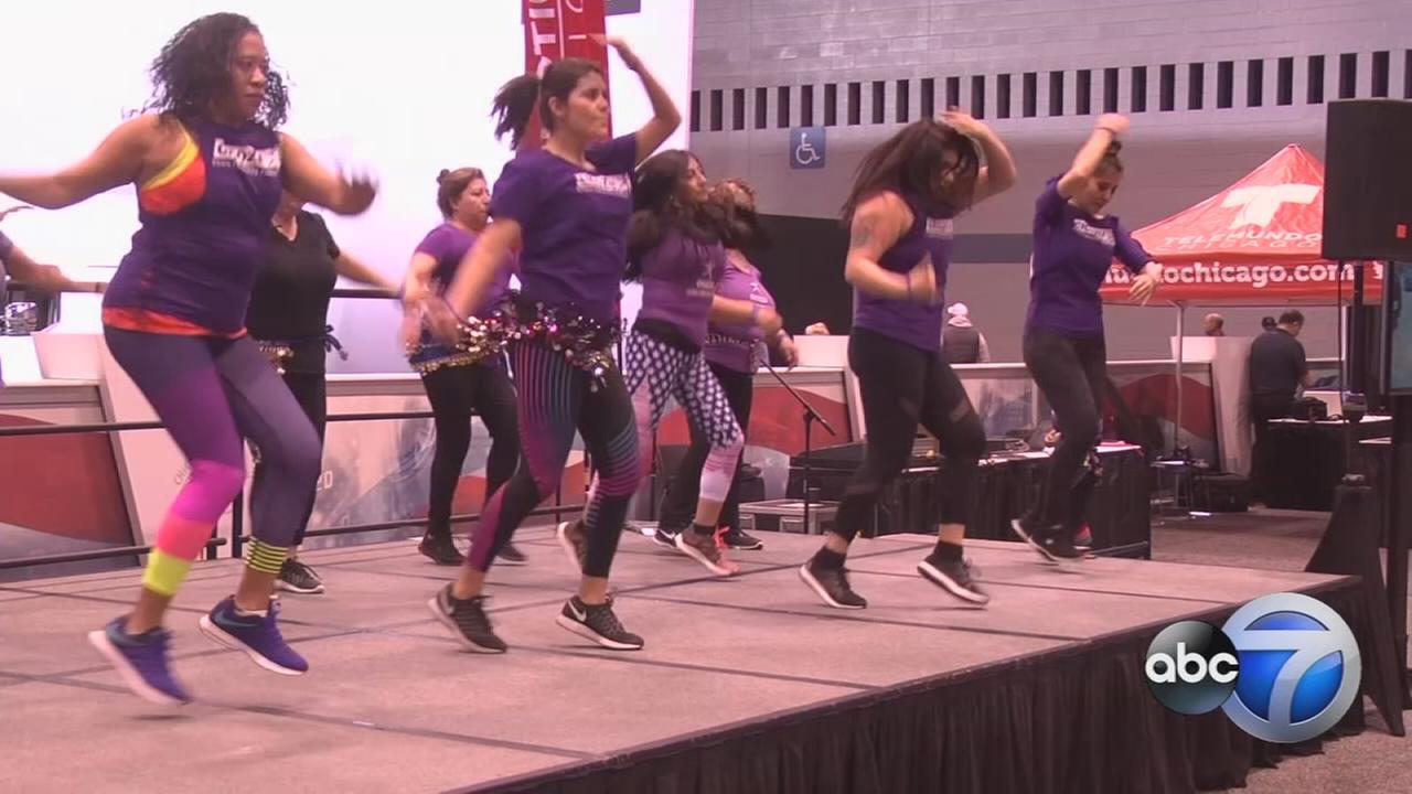 Chicago Auto Show celebrates Hispanic Heritage