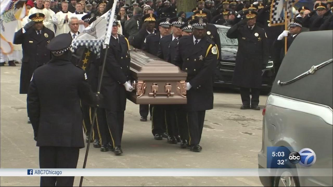 Chicago mourns Commander Paul Bauer