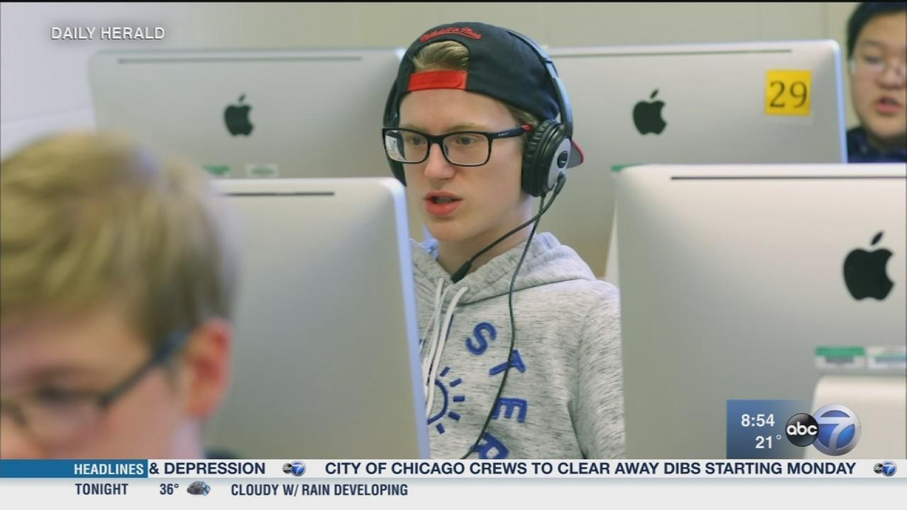 Daily Herald: eSports in high schools?