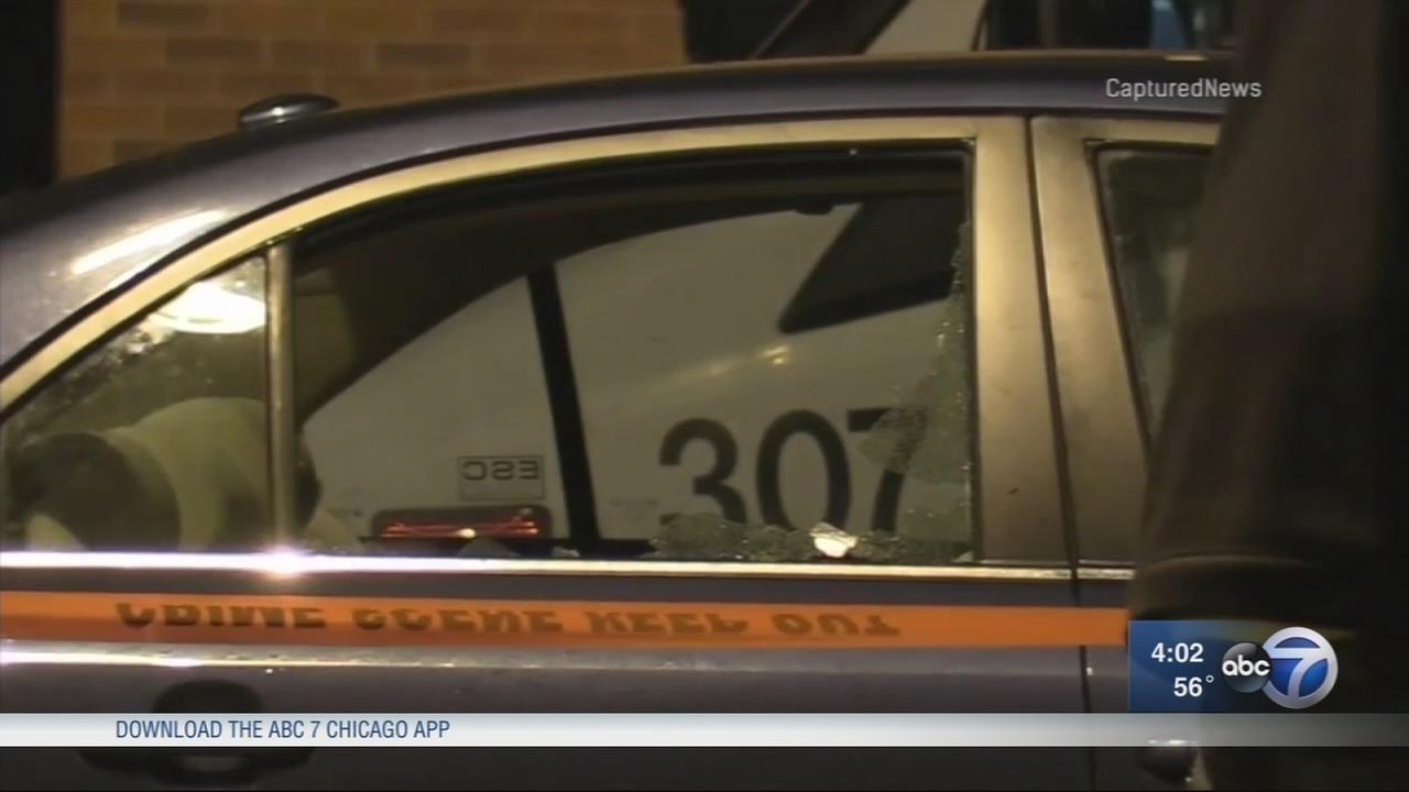 Uber passenger fatally shot in Greater Grand Crossing