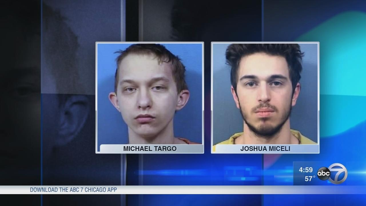 Man accused of plotting to murder his parents in unincorporated Glen Ellyn