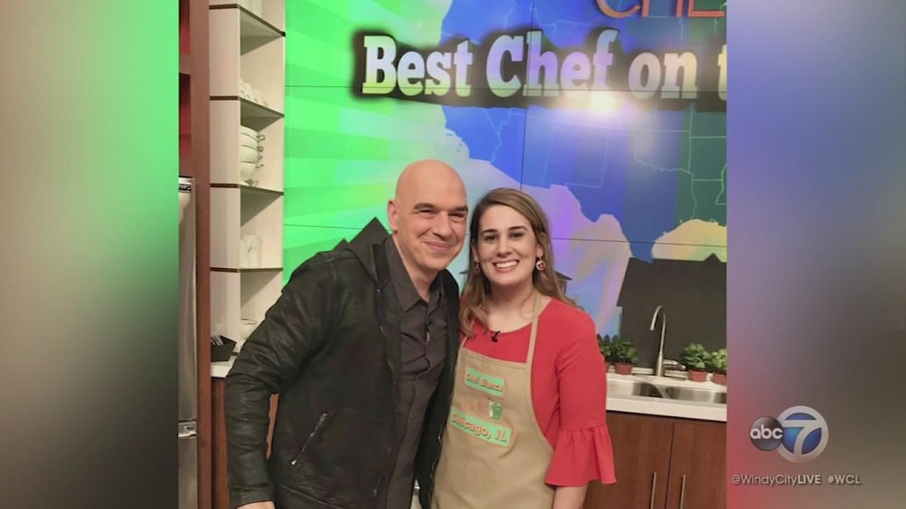 Park Ridge chef competed on The Chew