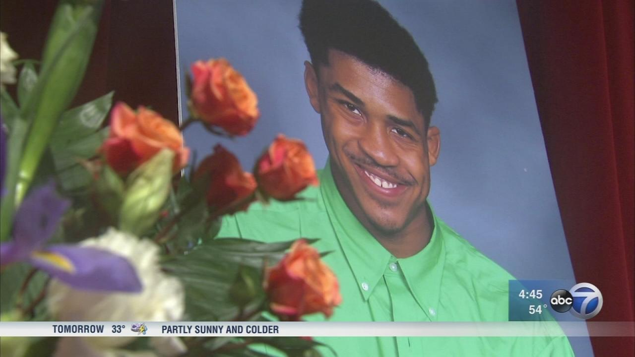 Whitney Young student found stabbed to death mourned at memorial