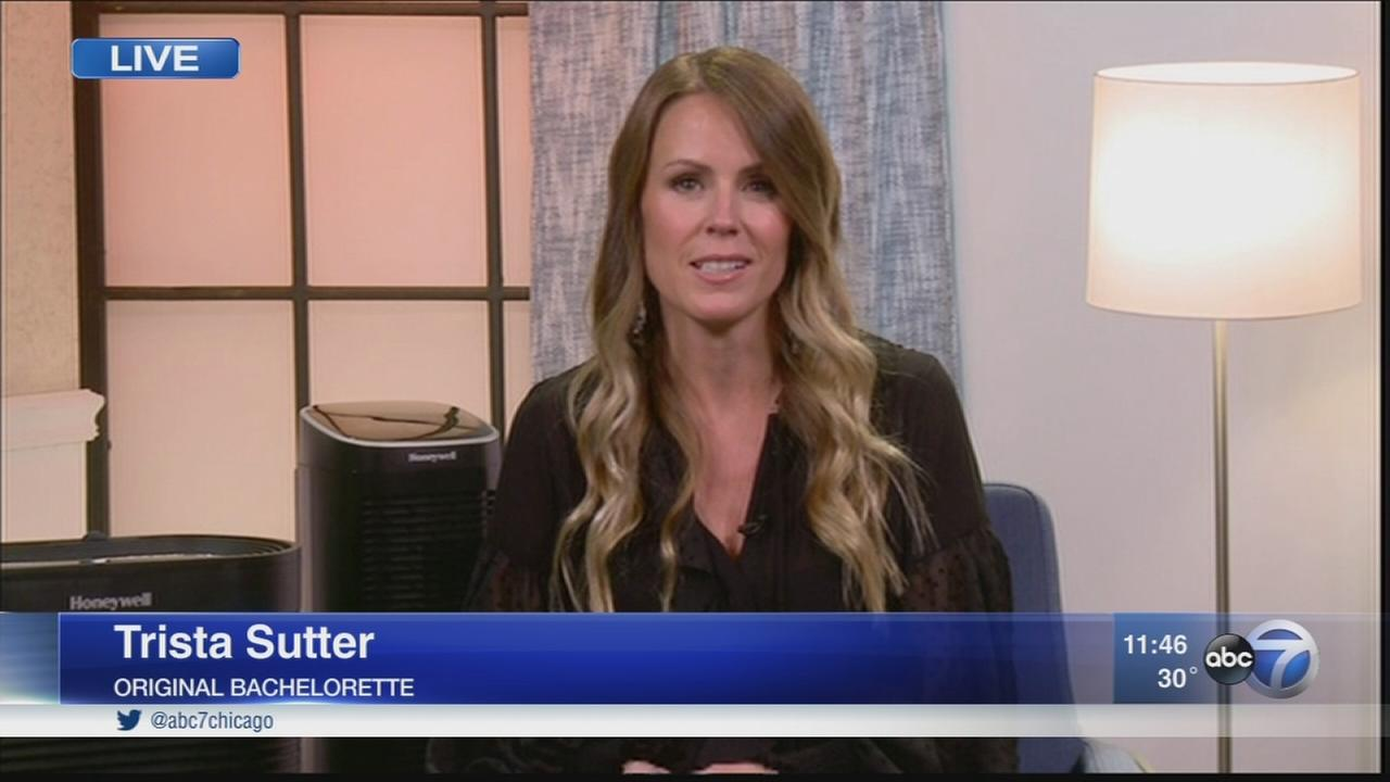 Catching up with Trista, the original Bachelorette