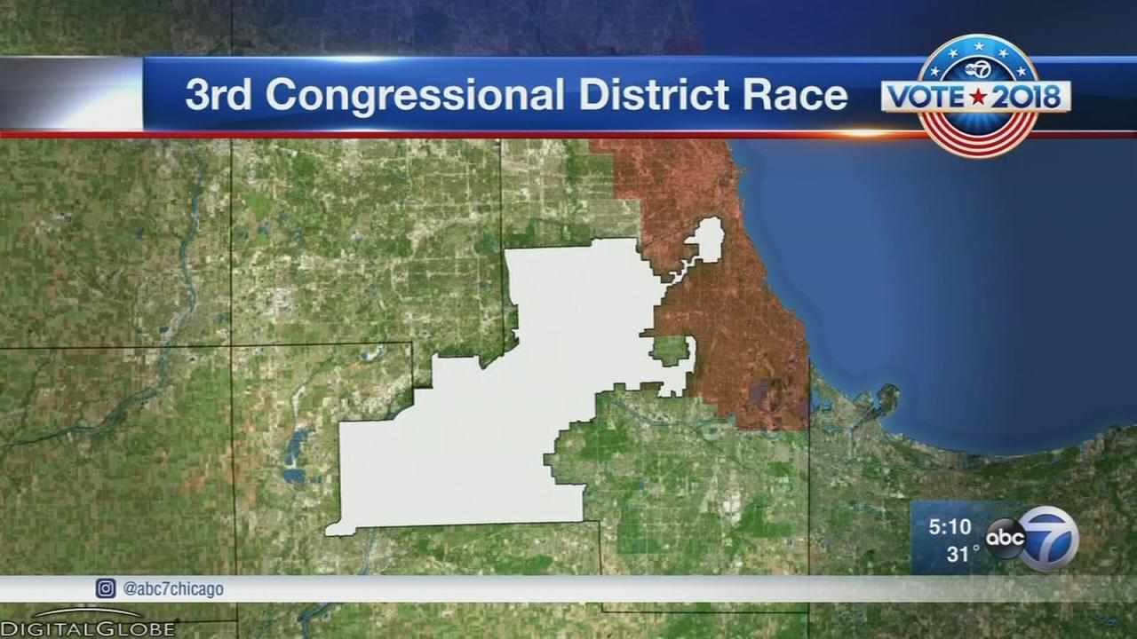 3rd congressional race
