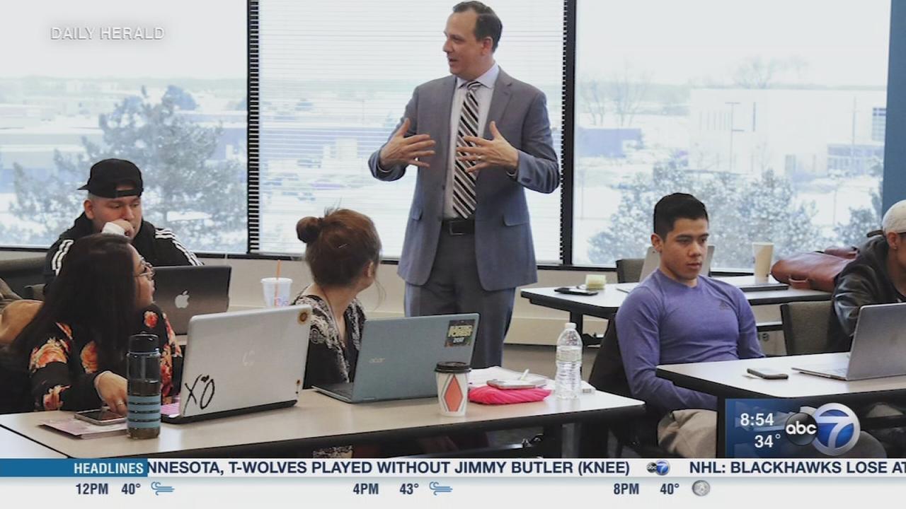 Daily Herald: Suburban Education Lab