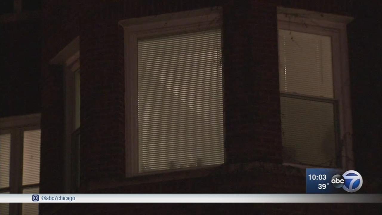 Woman tied up during Lakeview home invasion