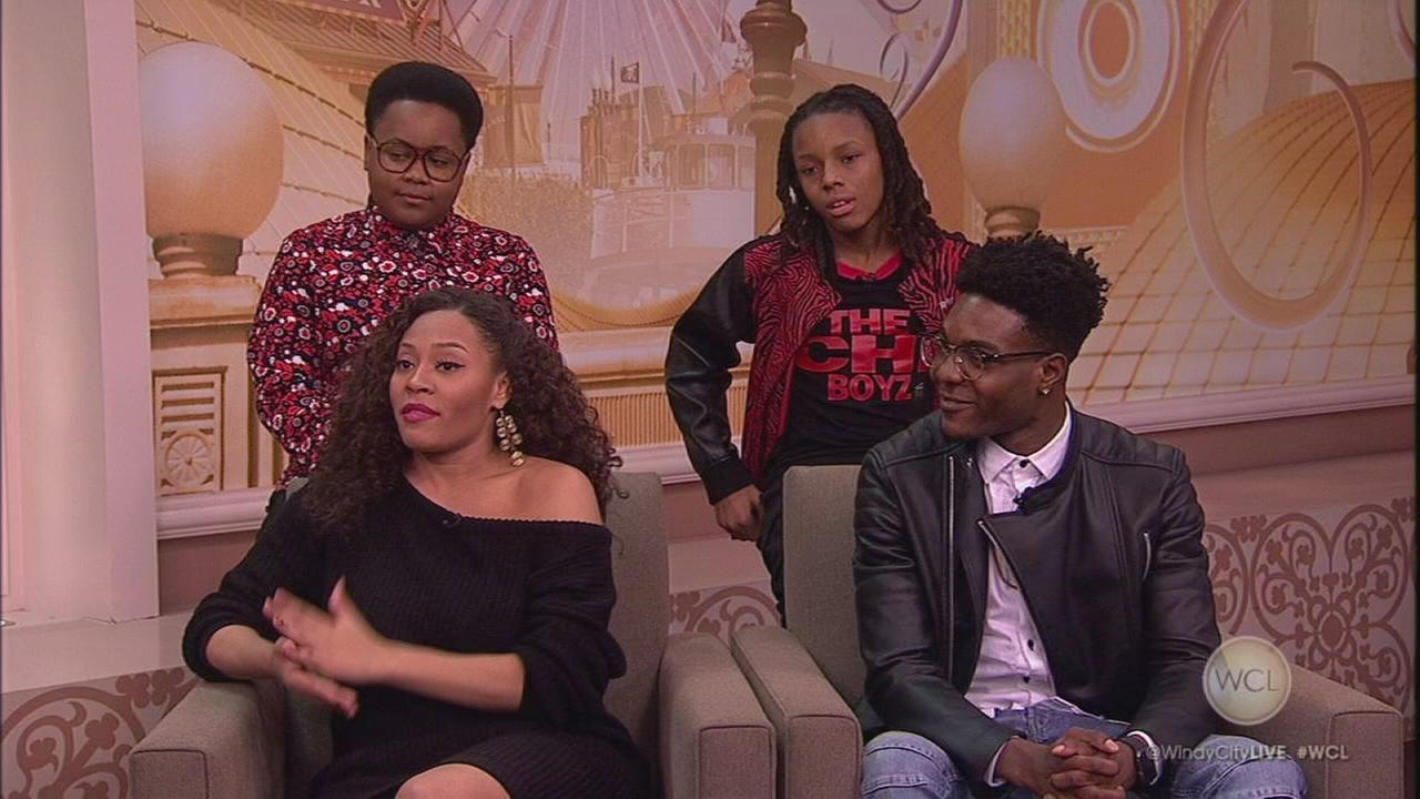 ?The Chi? cast talks about filming in Chicago