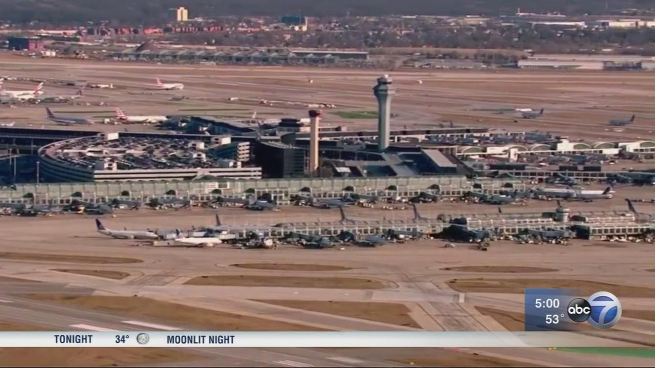 Mayor announces expansion plans for OHare