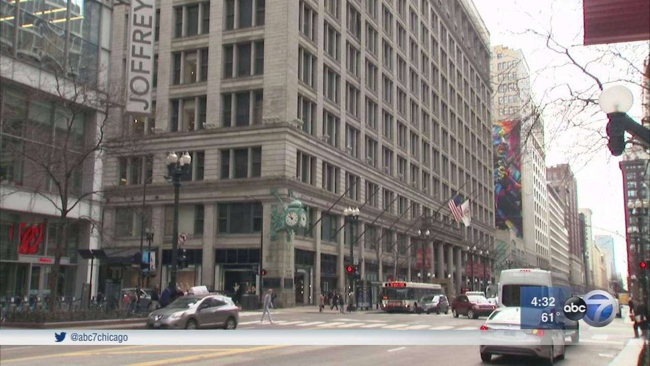 Macys selling top 7 floors of State Street store