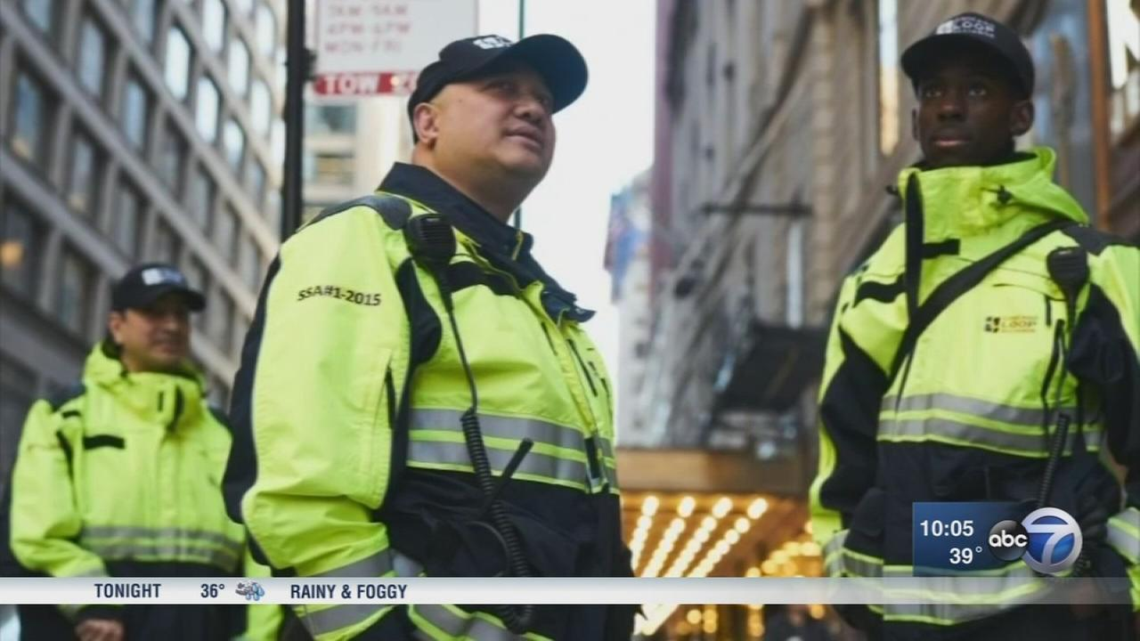 Armed guards to patrol State Street in Loop starting Thursday