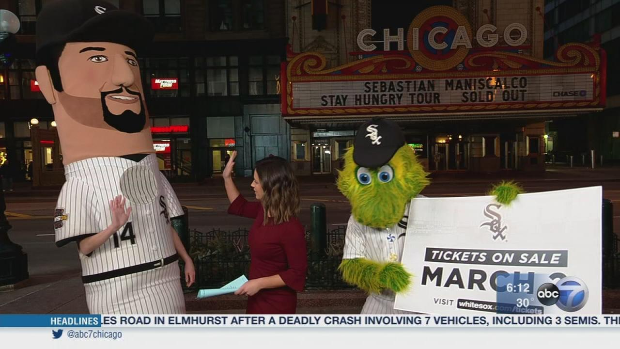 White Sox singel-game tickets on sale Friday