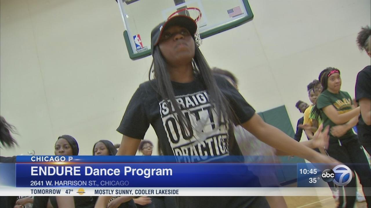 Endure dance groups to perform at Bulls game
