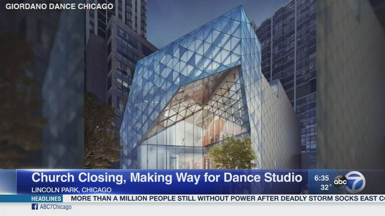 Lincoln Park church closes, will be dance studio