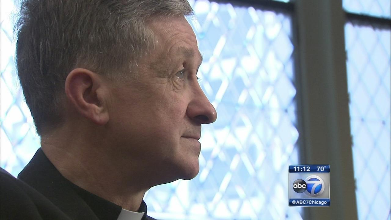 Archbishop-Designate Cupich named as Cardinal George successor