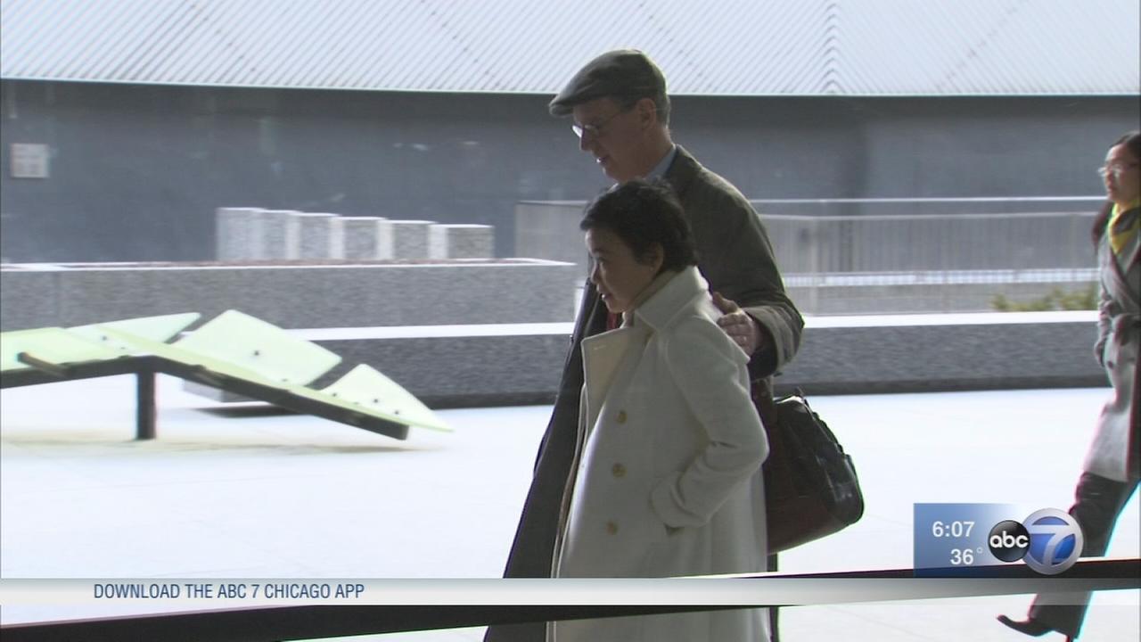 Hanjuan Jin released from prison 2 years early