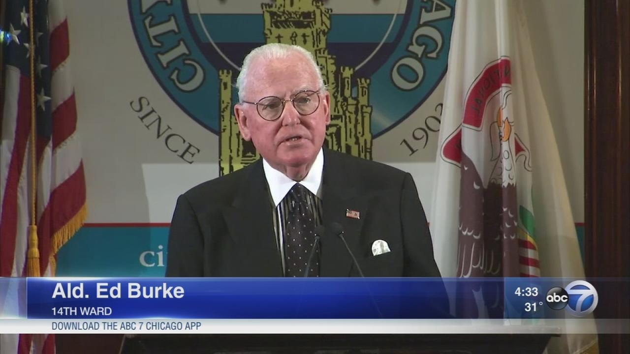 Ald. Ed Burke celebrates 50 years in Chicago politics