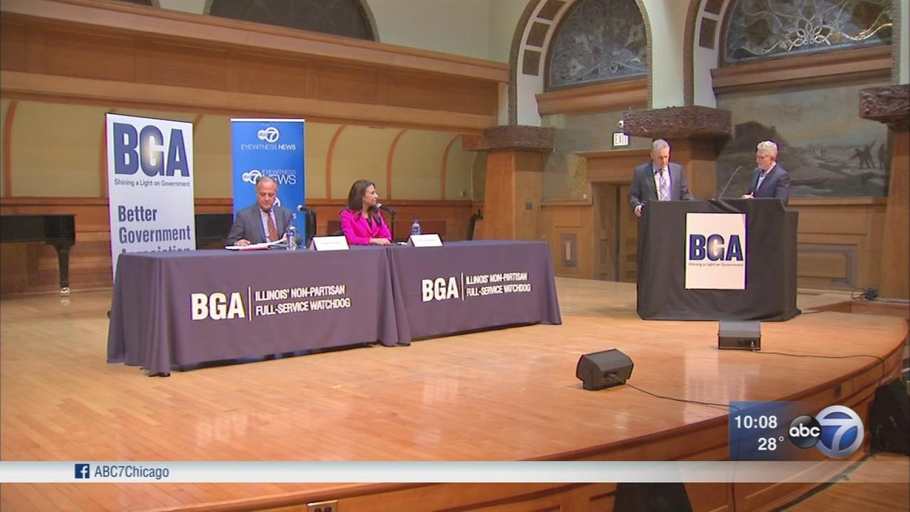 Candidates for Illinois Attorney General face off in forum