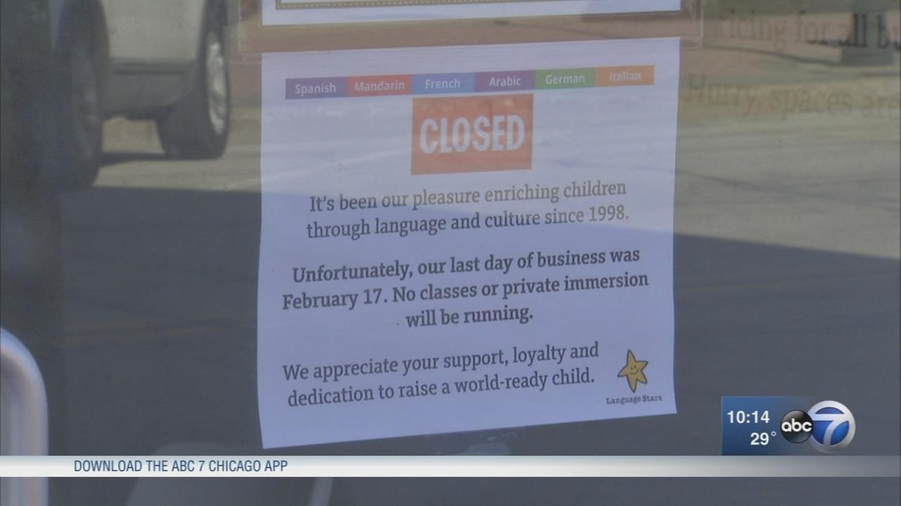 Childrens language school abruptly closes without issuing refunds, parents say
