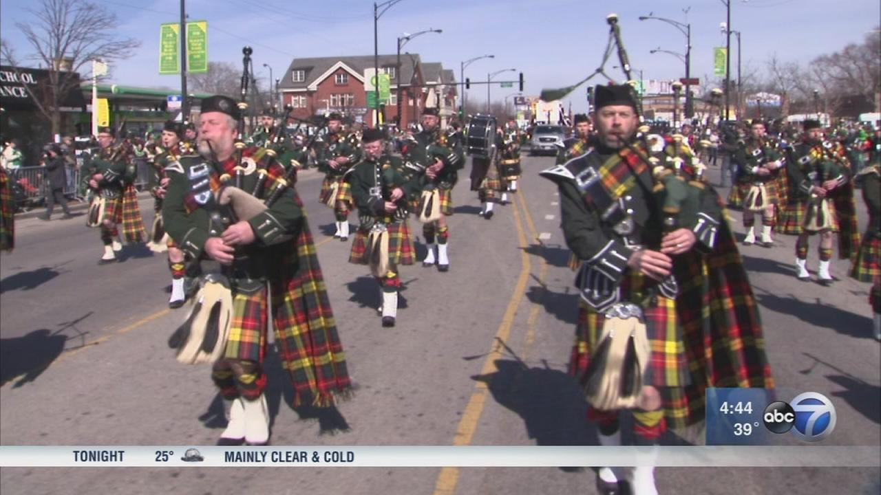 40th Annual South Side Irish St. Patrick?s Day Parade is Sunday