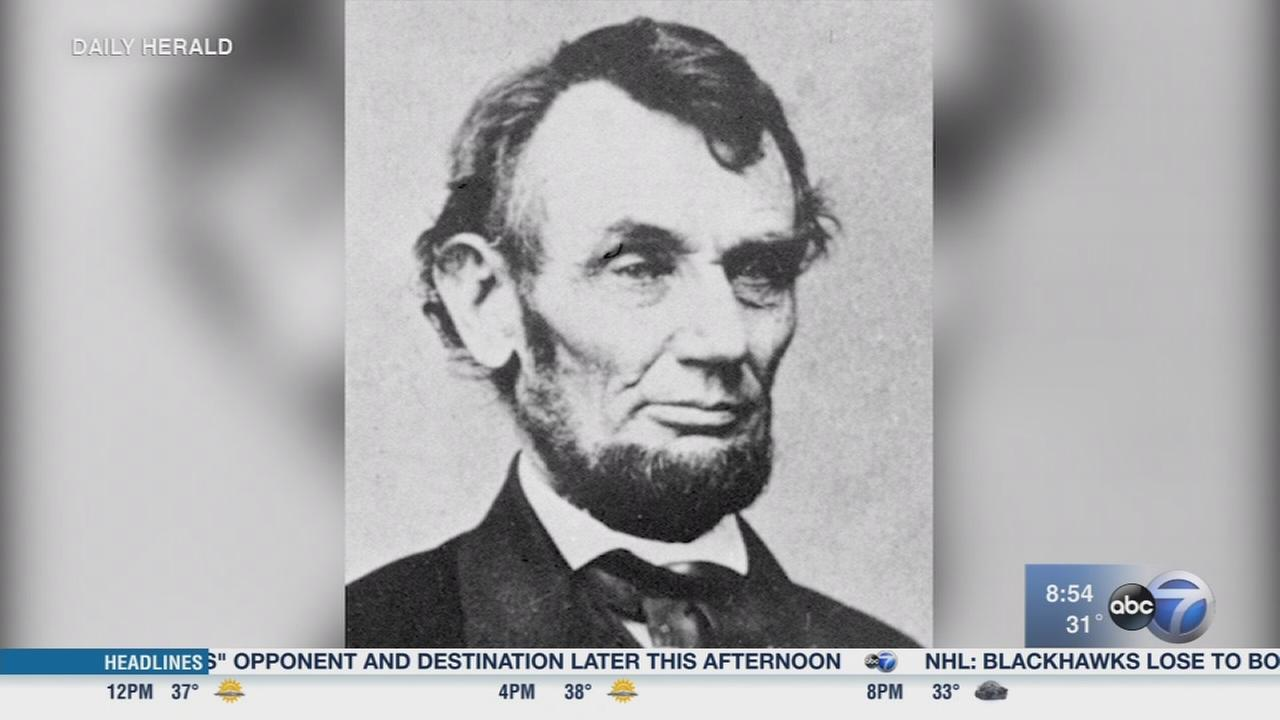 Daily Herald: Did Lincoln sleep here?