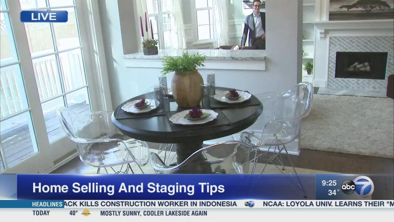 How to stage a home for the spring sales market