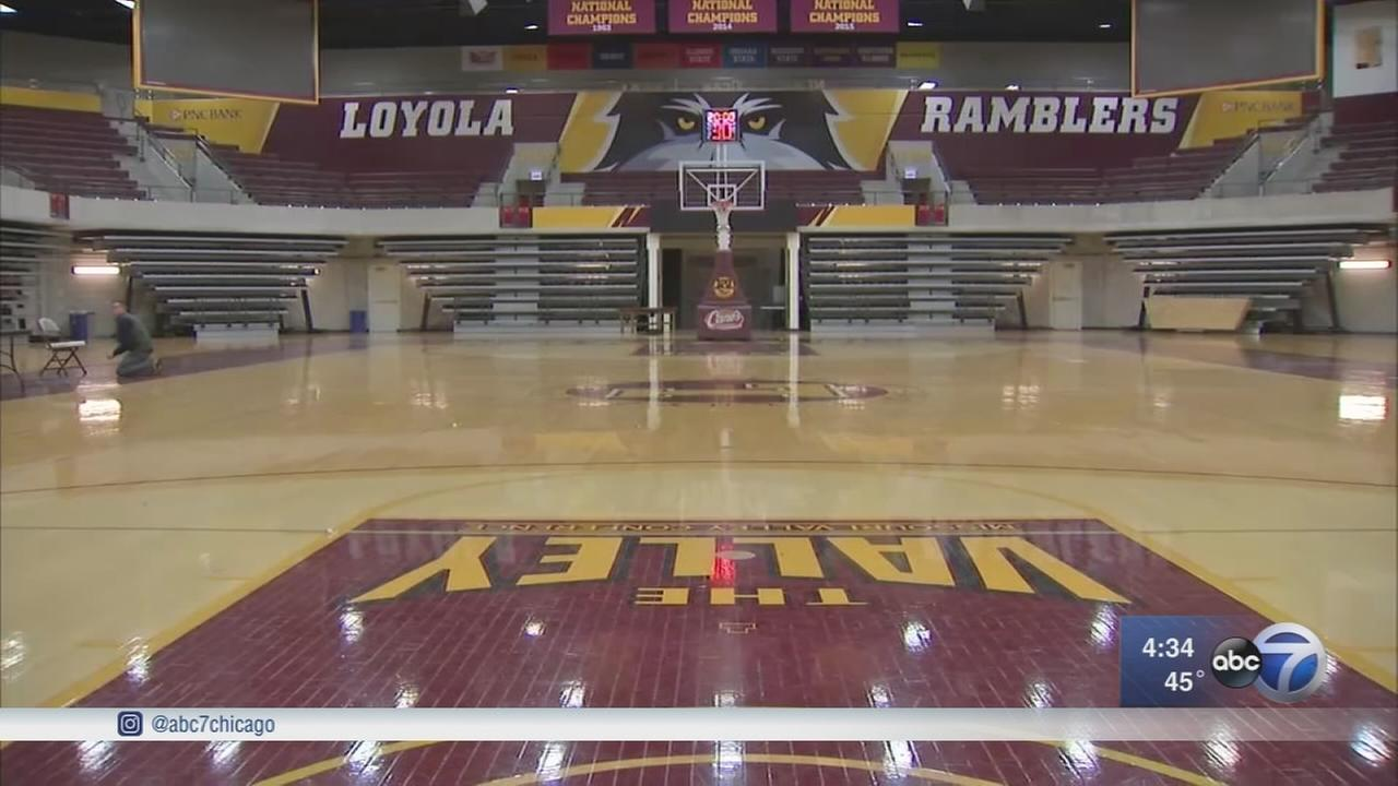 Loyola ends NCAA tournament drought with bracket spot in 2018