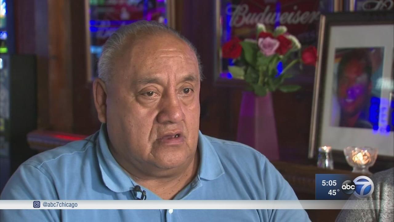Joliet bar owner speaks after shooting