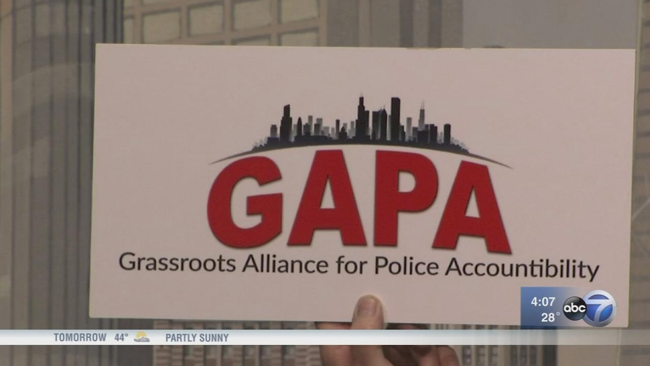 Group proposes Chicago police oversight commission