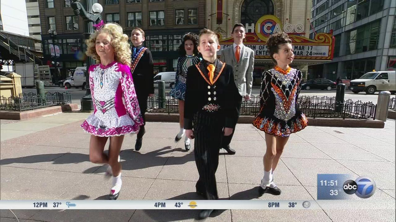 Hinsdale Irish dancers to compete in Scotland