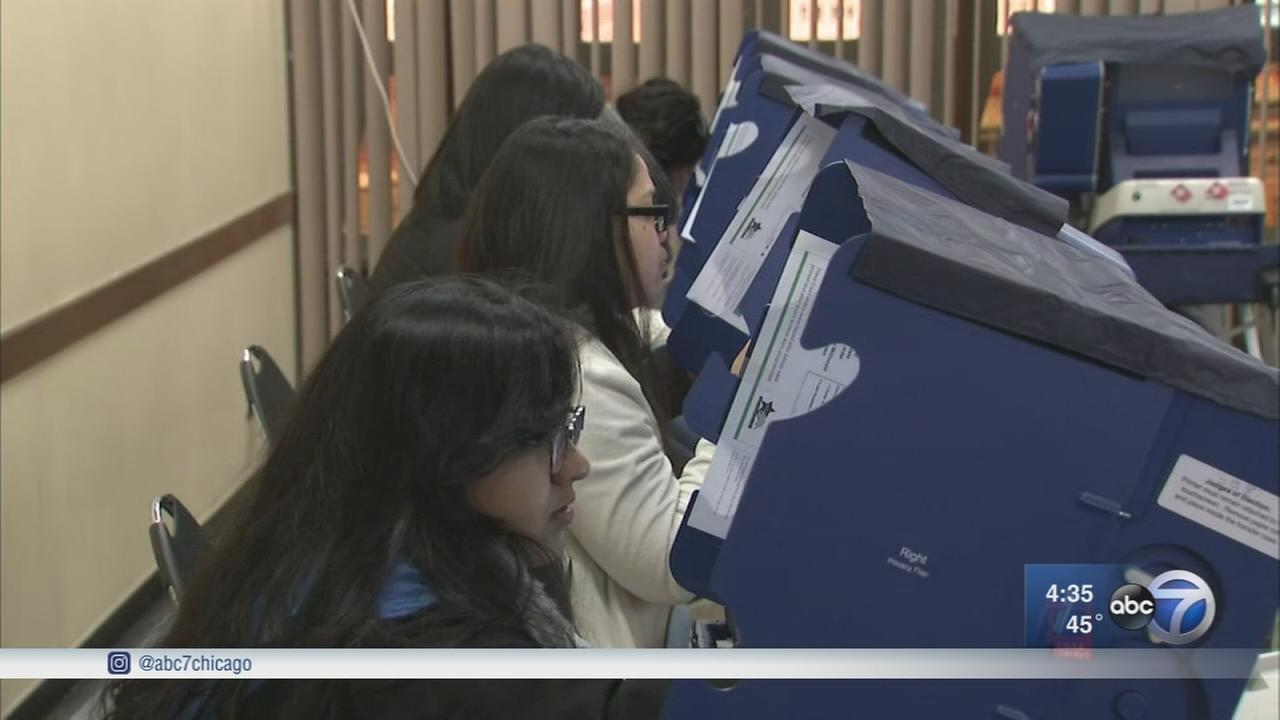 UIC offers early voting on campus this week