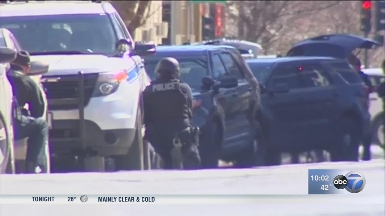 Police: Reported gunman on Northwestern University campus was swatting hoax