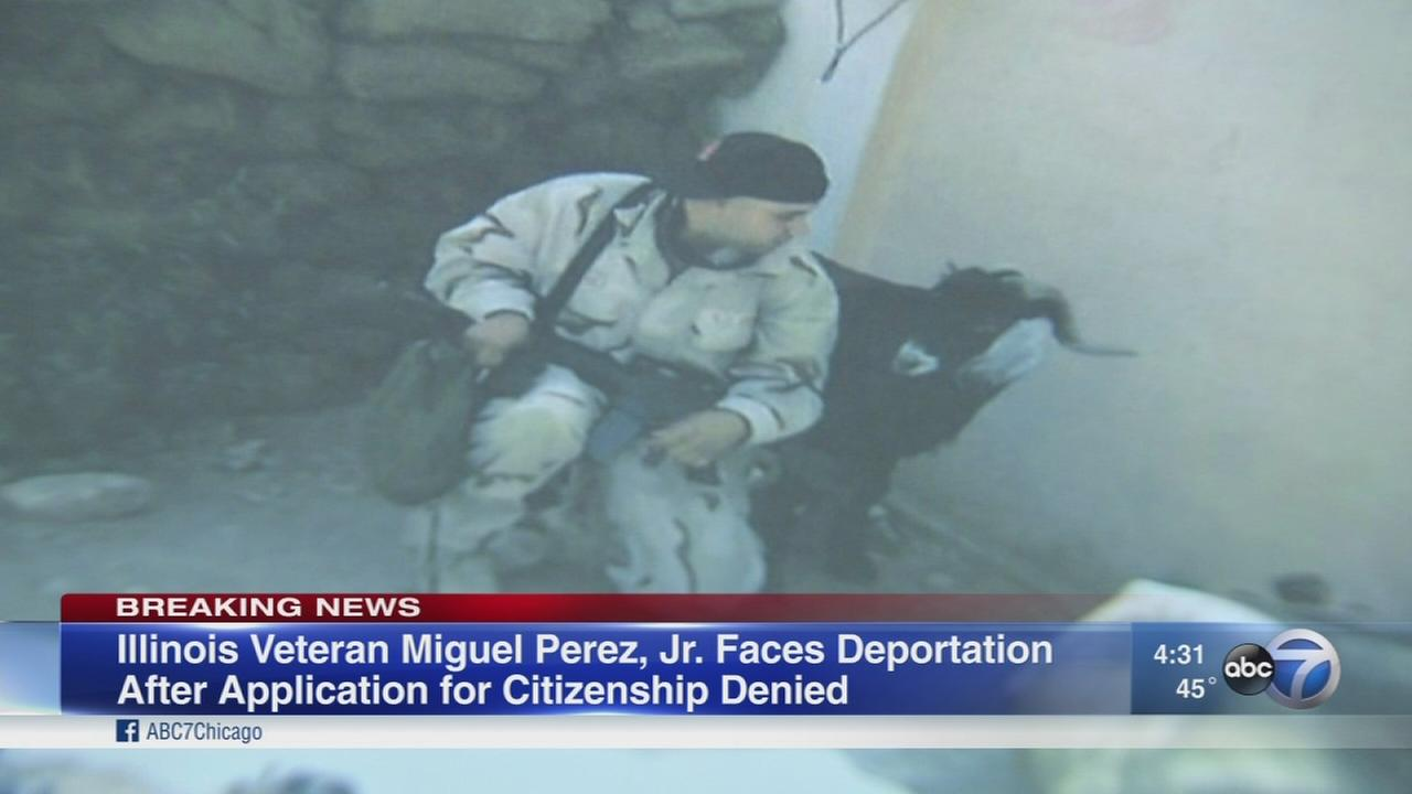 Citizenship denied for Illinois Army veteran fighting deportation