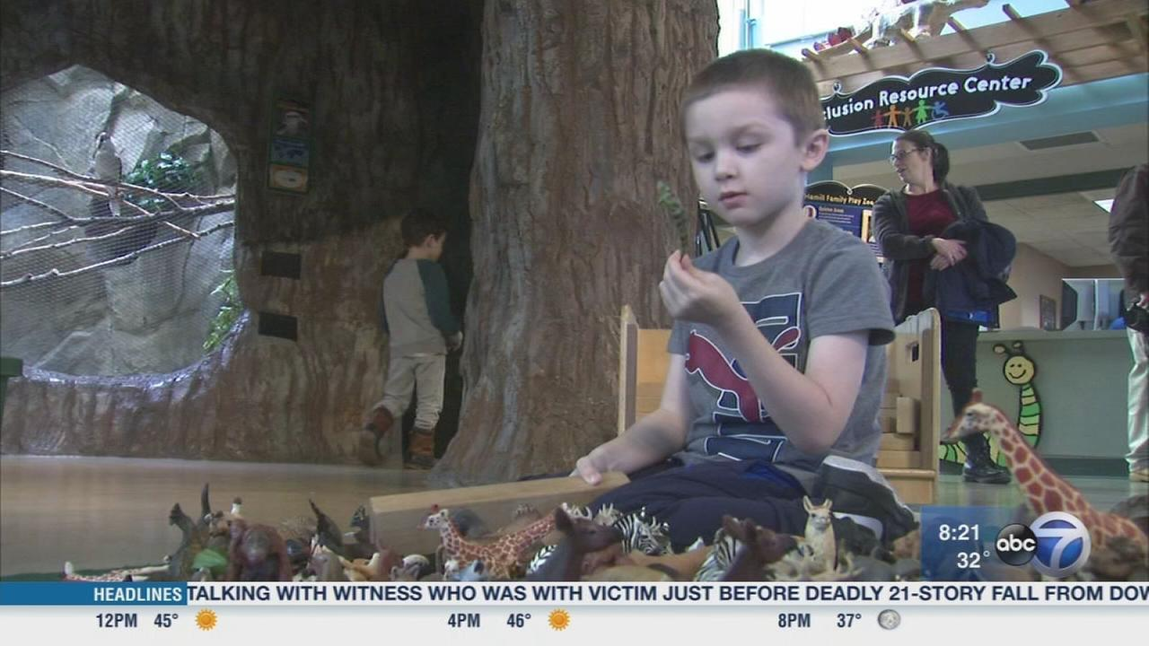 Brookfield Zoo initiative aims to make visits by kids with disabilities easier