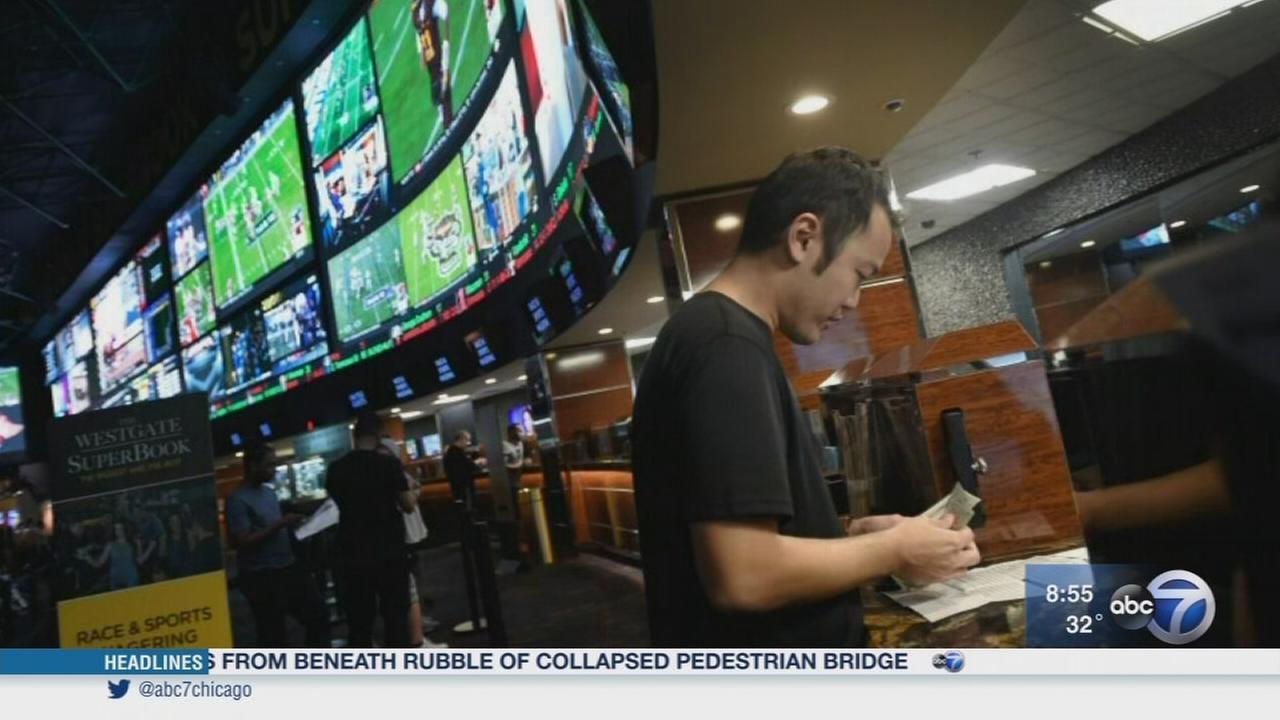 Illinois lawmakers anticipate SCOTUS sports betting decision