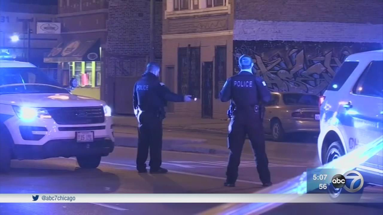 Fatal shooting on Ashland Ave