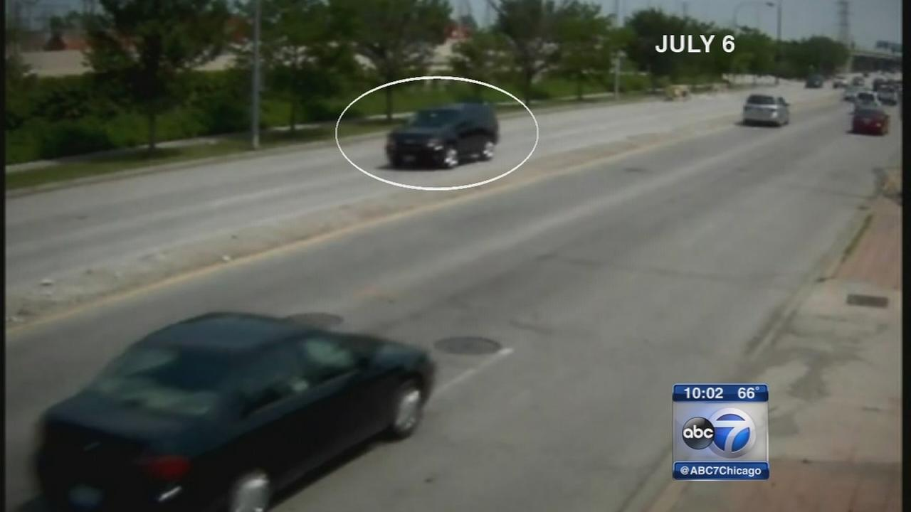 Mayor Rahm Emanuels motorcade caught by city cameras - again