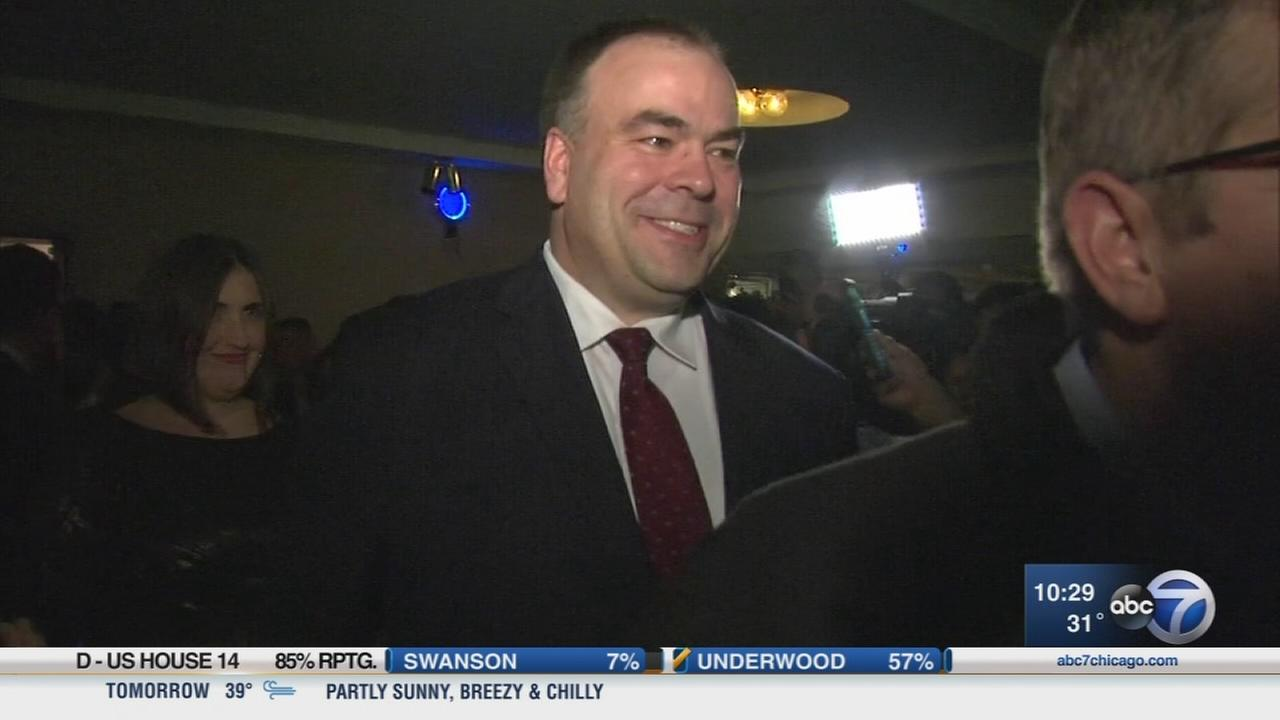 Fritz Kaegi wins Cook County assessor primary, Joe Berrios concedes