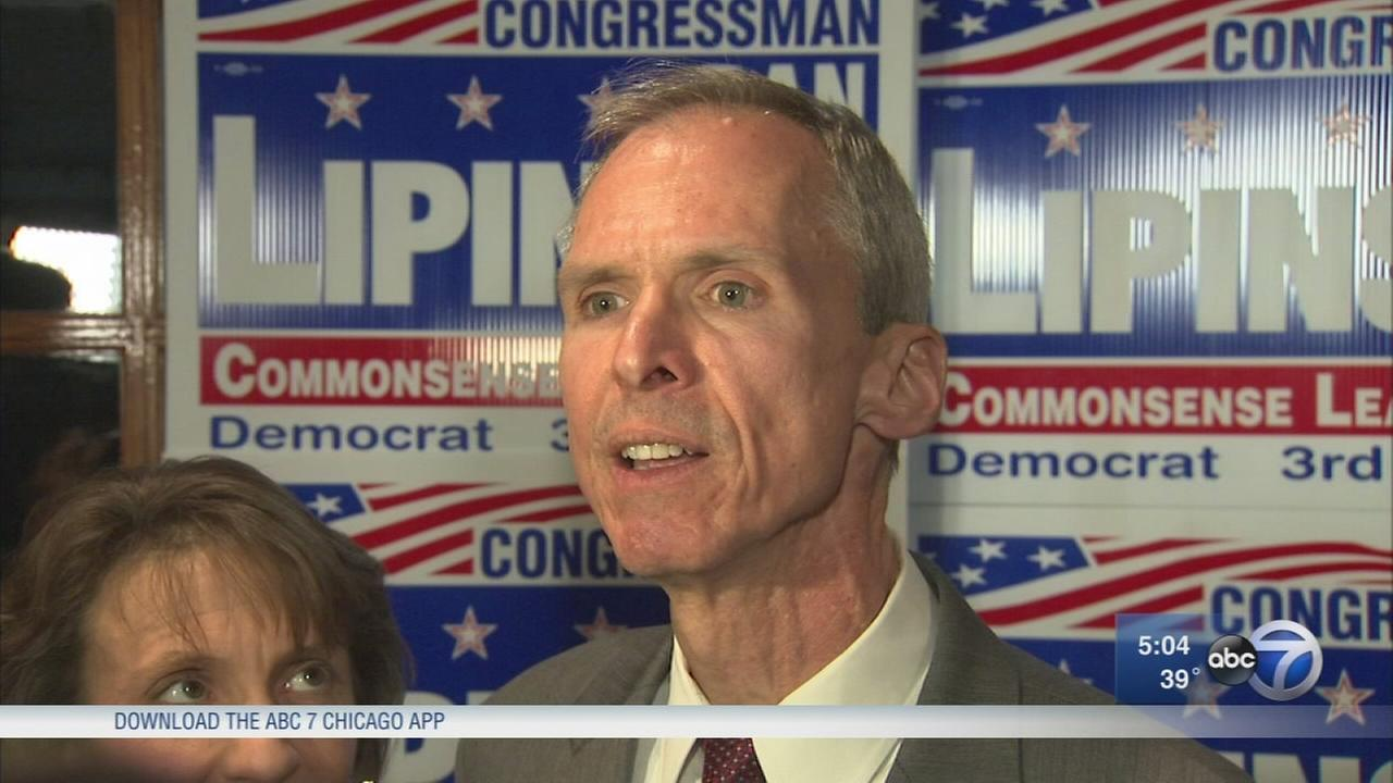 Dan Lipinski narrowly holds onto Democratic nomination in 3rd District