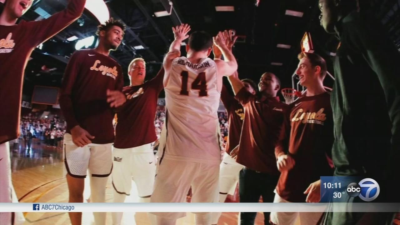 Loyola faces Nevada in bracket-busting Sweet 16 South