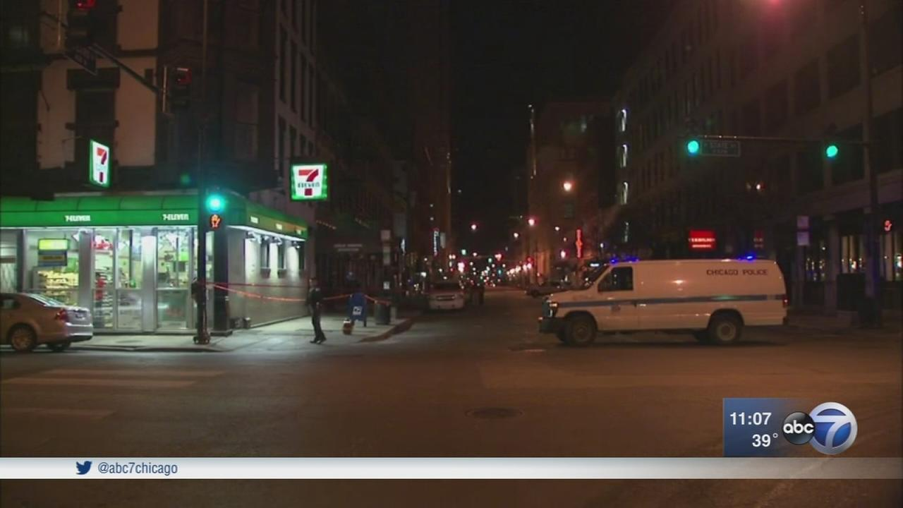 Man, 55, stabbed in River North